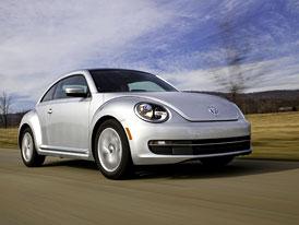 Volkswagen Beetle: 2,0 TDI zatím jen pro USA