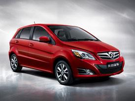 Čínská kopie Mercedesu třídy B za 213.000 Kč
