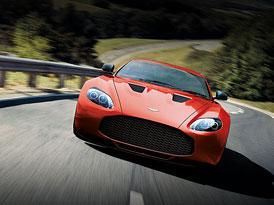Aston Martin V12 Zagato: Technická data a nové fotografie