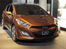 Nov� Hyundai i30: �iv� na Auto.cz