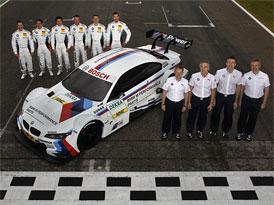 BMW Motorsport: P�edstaven� t�m� pro DTM