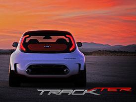 Kia Track'ster concept: První fotografie