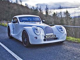 Morgan Aero Coupe: Novinka s pevnou střechou