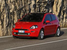 Fiat Punto 2012: Nové fotografie