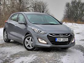 Hyundai i30: Živé jízdní dojmy (průběžně aktualizováno)