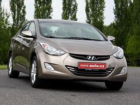 Autobest 2012: Hyundai Elantra v�chodoevropsk�m autem roku