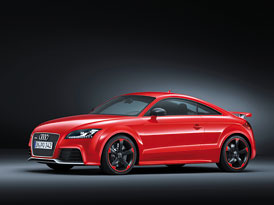 Audi TT RS plus: Více koní před koncem kariéry