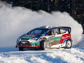 Švédská Rally 2012 po první etapě – Skandinávcům se nikdo nevyrovná