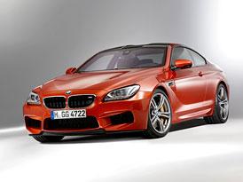 BMW M6: Bavorské překvapení aneb Ostré šestky oficiálně