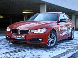BMW 320d Sport Line: První jízdní dojmy