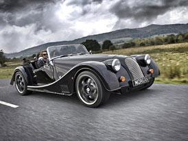 Morgan Plus 8: Osmiválcový klasik v novém