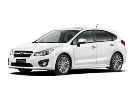 Subaru v �enev�: BRZ a p�tidve�ov� Impreza
