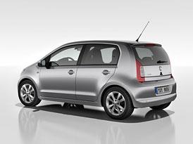 Škoda Citigo: 5 dveří v dubnu za 189.900,- Kč