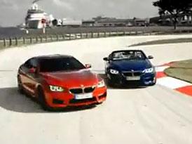 Video: BMW M6 – kupé i kabriolet v akci