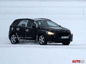 Spy Photos: Volvo V40 - Nový Švéd zaútočí na A3 a řadu 1