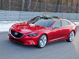 Potvrzeno, sériová Mazda6 bude na podzim v Paříži