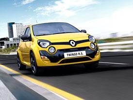 Renault Twingo RS: Nová tvář pro ostrou verzi