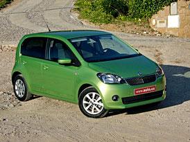 Pětidveřová Škoda Citigo: První jízdní dojmy