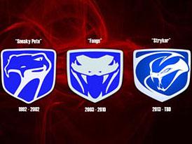 SRT Viper: Nová zmije s novým logem