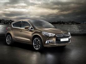 Citroën DS4 Just Mat: Francouzská avantgarda v hnědém