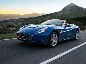 Ferrari California: Nově s 490 koni pod kapotou