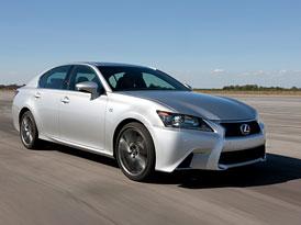 Lexus GS: Nová generace míří do Evropy