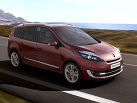 Renault Sc�nic: Modernizovan� MPV na �esk�m trhu od 359.900,- K�
