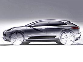 Porsche Macan: Nové oficiální jméno pro Cajun (video)