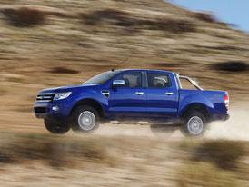 Ford Ranger 2012: Na �esk�m trhu od 485.500,- K�