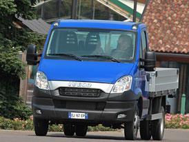 Iveco New Daily: Doplnění nabídky motorizací