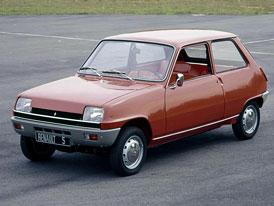 Video: Renault 5 -  40 let malého hatchbacku