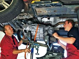 Audi A4 po 100.000 kilometrech: Zradila převodovka