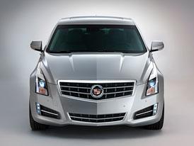 Cadillac ATS přijde do Evropy s dvoulitrovým turbem