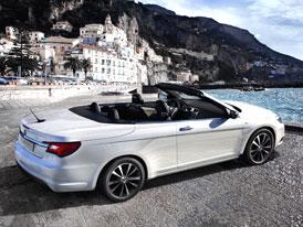 Lancia Flavia Cabrio: Evropská verze míří do prodeje