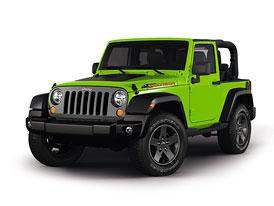 Jeep Wranger Mountain: Speciální edice pro Ženevu