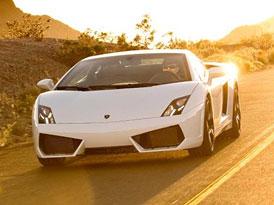 Lamborghini Gallardo: Vyrobeno 12 tisíc kusů, firemní rekord