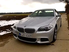 0-250 km/h v novém BMW M550d xDrive (video)