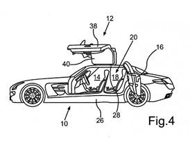 Čtyřdveřový Mercedes SLS určitě nebude