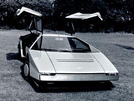 Zapomenuté koncepty: Aston Martin Bulldog – Sportovní vizionář