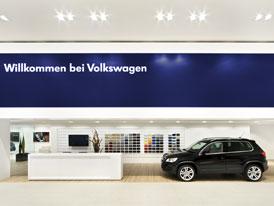 Volkswagen otevírá první autosalon nového typu v České republice