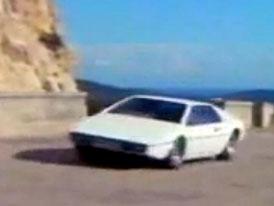 Nejslavnější filmové honičky: James Bond a Lotus Esprit (1977)