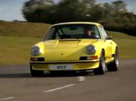 Video: Porsche 911 Carrera 2,7 RS – Klasik v akci
