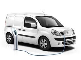 Video: Renault Kangoo Z.E. – Kompaktní dodávka na elektřinu