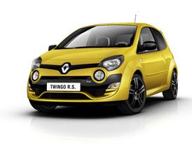 Renault Twingo RS 2012: V Česku za 369.900,- Kč