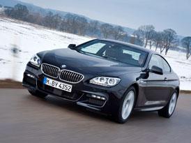 BMW 640d xDrive: Pohon všech kol i pro diesel
