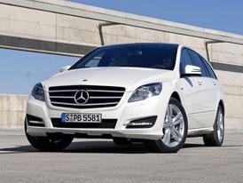 Mercedes-Benz třídy R přežije díky Číně