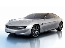 Pininfarina Cambiano: Troje dveře, čtyři elektromotory