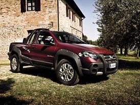 Fiat Strada by Lumberjack: Pracovní pick-up v módním vydání
