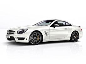 Mercedes-Benz SL 63 AMG: Nov� foto i video