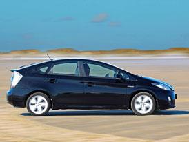 Toyota Prius III po 100.000 kilometrech: Jen žárovky a destičky